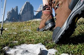 See and hike through the Three Peaks - South Tyrol